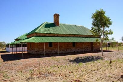 Edifici annex al telègraf, destinat a vivenda